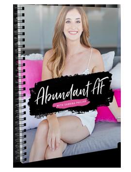 AbundantAF-Workbook